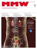 MMW - Fortschritte der Medizin 16/2020