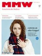 MMW - Fortschritte der Medizin 17/2020