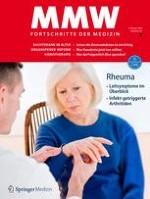 MMW - Fortschritte der Medizin 2/2020