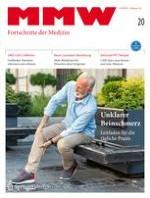 MMW - Fortschritte der Medizin 20/2020