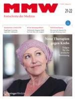 MMW - Fortschritte der Medizin 21-22/2020