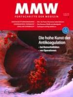 MMW - Fortschritte der Medizin 5/2020