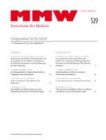 MMW - Fortschritte der Medizin 7/2020