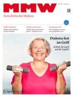 MMW - Fortschritte der Medizin 8/2020