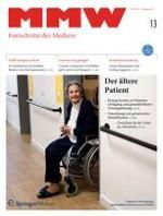 MMW - Fortschritte der Medizin 13/2021