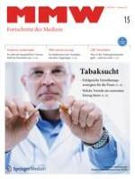MMW - Fortschritte der Medizin 15/2021