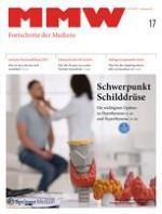 MMW - Fortschritte der Medizin 17/2021