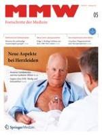 MMW - Fortschritte der Medizin 5/2021