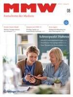 MMW - Fortschritte der Medizin 8/2021
