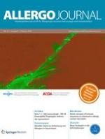 Allergo Journal 1/2016