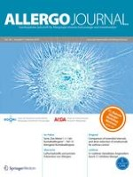 Allergo Journal 1/2019