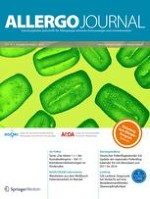 Allergo Journal 5/2019