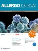 Allergo Journal 8/2019