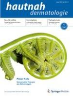 hautnah dermatologie 1/2020