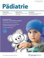 Pädiatrie 1/2021