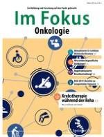 Im Fokus Onkologie 5/2019