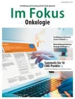 Im Fokus Onkologie 1/2020