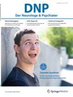 DNP - Der Neurologe & Psychiater 1/2012
