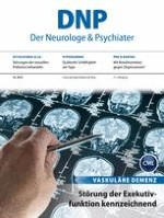 DNP - Der Neurologe & Psychiater 10/2012