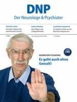 DNP - Der Neurologe & Psychiater 5/2012
