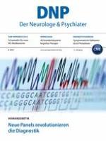 DNP - Der Neurologe & Psychiater 6/2012