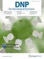 DNP - Der Neurologe & Psychiater 1/2013