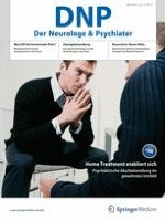 DNP - Der Neurologe & Psychiater 4/2013