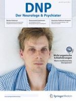 DNP - Der Neurologe & Psychiater 6/2013