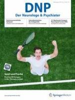 DNP - Der Neurologe & Psychiater 7-8/2013