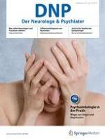 DNP - Der Neurologe & Psychiater 9/2013