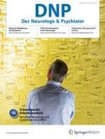 DNP - Der Neurologe & Psychiater 1/2014