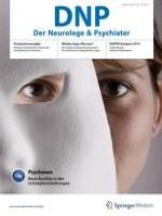 DNP - Der Neurologe & Psychiater 1/2015