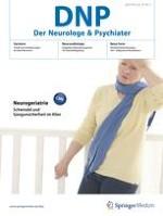 DNP - Der Neurologe & Psychiater 4/2015