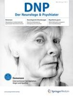 DNP - Der Neurologe & Psychiater 3/2016