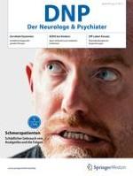 DNP - Der Neurologe & Psychiater 4/2016