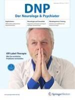 DNP - Der Neurologe & Psychiater 9/2016