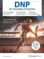 DNP - Der Neurologe & Psychiater 11-12/2017