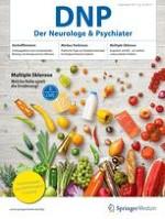 DNP - Der Neurologe & Psychiater 1/2017