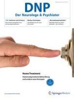 DNP - Der Neurologe & Psychiater 1/2018
