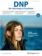 DNP - Der Neurologe & Psychiater 1/2020
