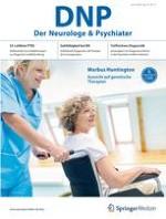 DNP - Der Neurologe & Psychiater 3/2020