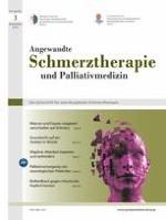 Angewandte Schmerztherapie und Palliativmedizin 3/2012