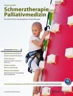 Angewandte Schmerztherapie und Palliativmedizin 1/2013