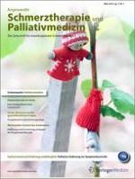 Angewandte Schmerztherapie und Palliativmedizin 1/2014