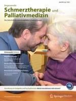Angewandte Schmerztherapie und Palliativmedizin 2/2014