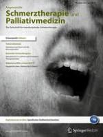 Angewandte Schmerztherapie und Palliativmedizin 4/2014