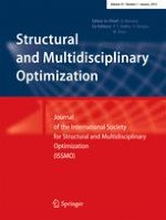 Structural and Multidisciplinary Optimization 1/2012