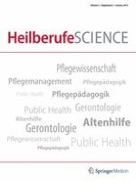 HeilberufeScience 1/2012