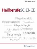 HeilberufeScience 1/2013