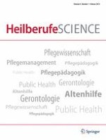 HeilberufeScience 1/2015